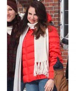 love-lights-hanukkah-mia-kirshner-puffer-jacket