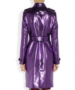 womens-purple-metallic-coat