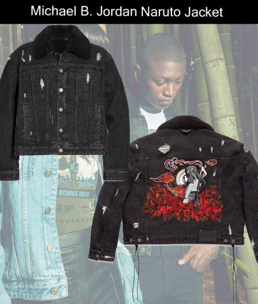 michael-b-jordan-coach-black-denim-jacket
