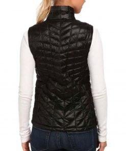 virgin-river-black-puffer-vest