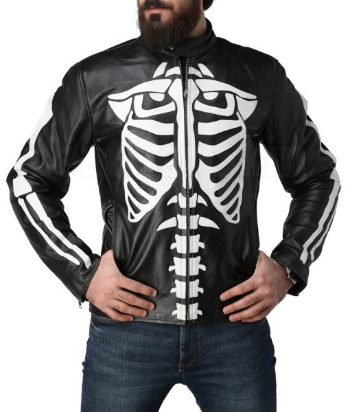 biker-skeleton-leather-jacket