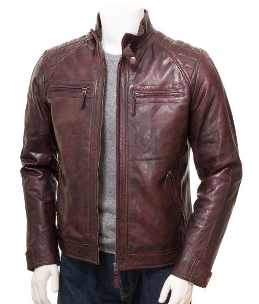 oxblood-leather-jacket
