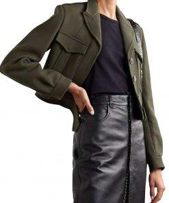 the-flight-attendant-zosia-mamet-jacket