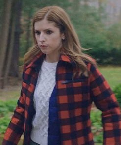 darby checked jacket