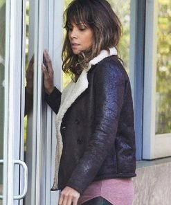halle-berry-extant-shearling-leather-jacket