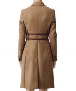 love-life-anna-kendrick-brown-wool-coat