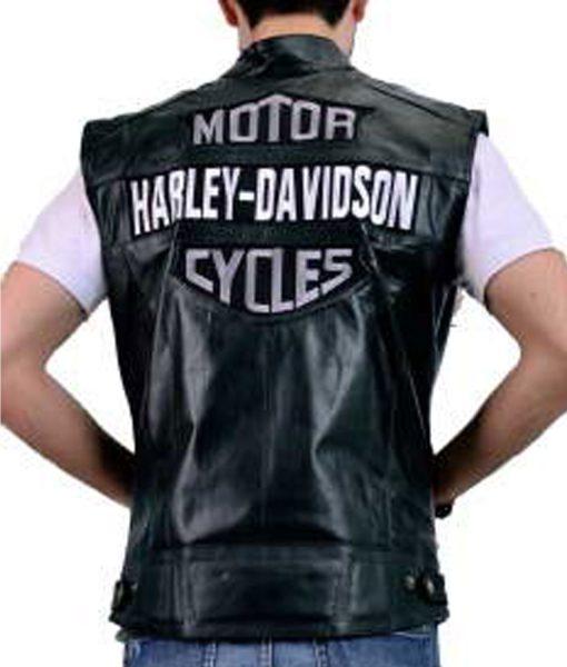 harley-davidson-black-vest-leather