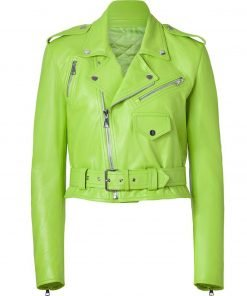 womens-lime-green-leather-jacket