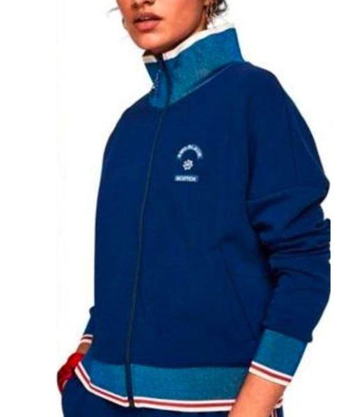 911-aisha-hinds-blue-jacket
