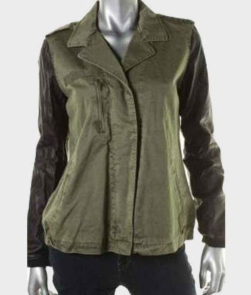 louise-green-and-black-jacket