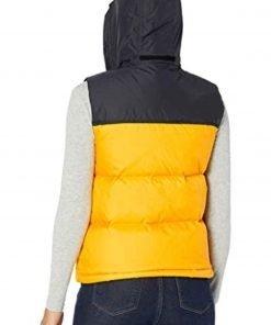 the-equalizer-laya-deleon-hayes-puffer-vest