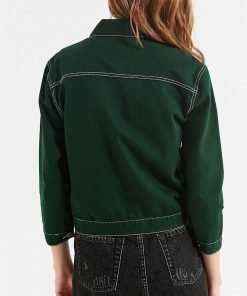9-1-1-corinne-massiah-green-denim-jacket