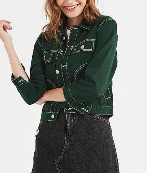 9-1-1-green-denim-jacket