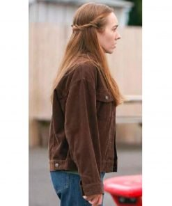 holly-taylor-brown-corduroy-jacket
