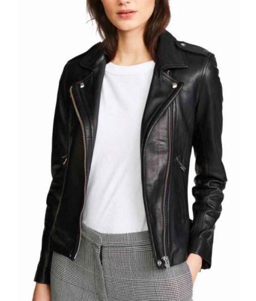 lois lane leather jacket