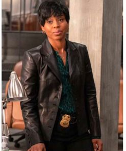sergeant-ayanna-bell-leather-jacket