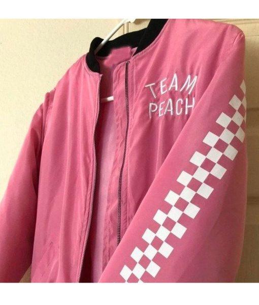 team-peach-jacket